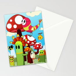 Critters Stationery Cards