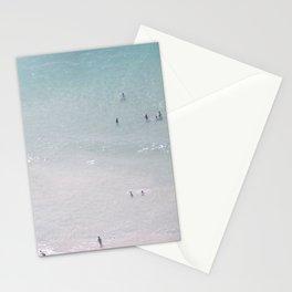 Beach dreams II Stationery Cards