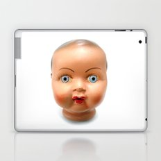 Dolls head Laptop & iPad Skin