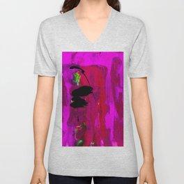 Abstraction Wonder No.2s by Kathy Morton Stanion Unisex V-Neck