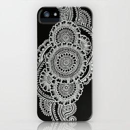 Sneha (Love) #4 Inverted iPhone Case