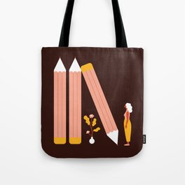 Time to Begin Tote Bag