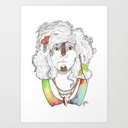 Maureen Art Print