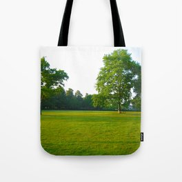 In Deep Silence Tote Bag