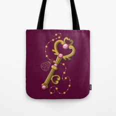 Chibiusa Time Key - Sailor Moon Tote Bag