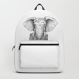 Elephant Man Backpack