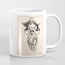mandragora. {in sepia} Coffee Mug