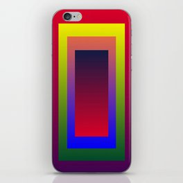 Color Shades by MRT iPhone Skin