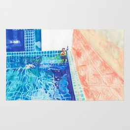 Pool Rug