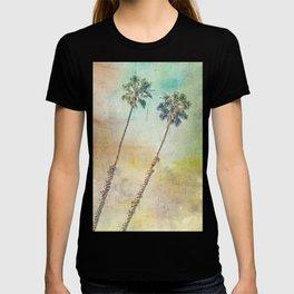 Pastel Palms T-shirt