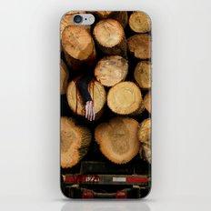 3's A Crowd iPhone & iPod Skin