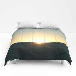 Sunrise #5 Comforters
