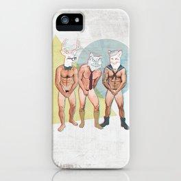 Shy Guy V2 iPhone Case