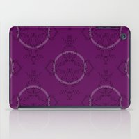 font iPad Cases featuring Font Pattern by ekeegan