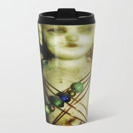 Porcelain Dreams Metal Travel Mug