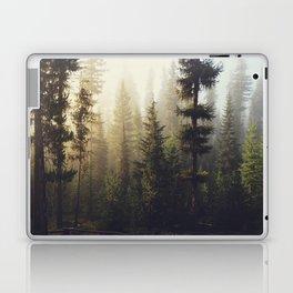 Sunrise Forest Laptop & iPad Skin