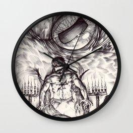 Chtulhu evocation Wall Clock