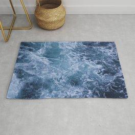 The Untamed Sea Rug