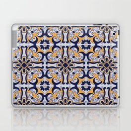Portuguese tile Laptop & iPad Skin