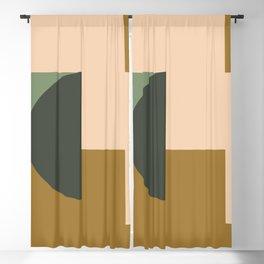 Contemporary Composition 31 Blackout Curtain