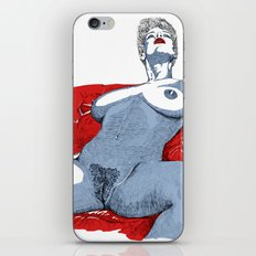 Elisa iPhone & iPod Skin