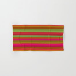 colorstripes Hand & Bath Towel