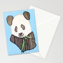 Panda Zen Stationery Cards