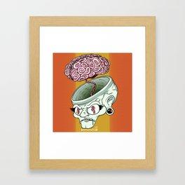 Keep I t In Framed Art Print