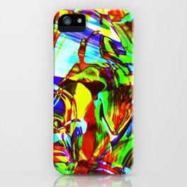 Fluid Painting 2 iPhone Case