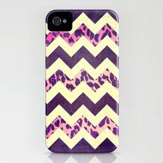 Leopard Chevron iPhone (4, 4s) Slim Case