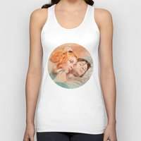 eternal sunshine Tank Tops featuring Eternal Sunshine of the Spotless Mind by reviandana