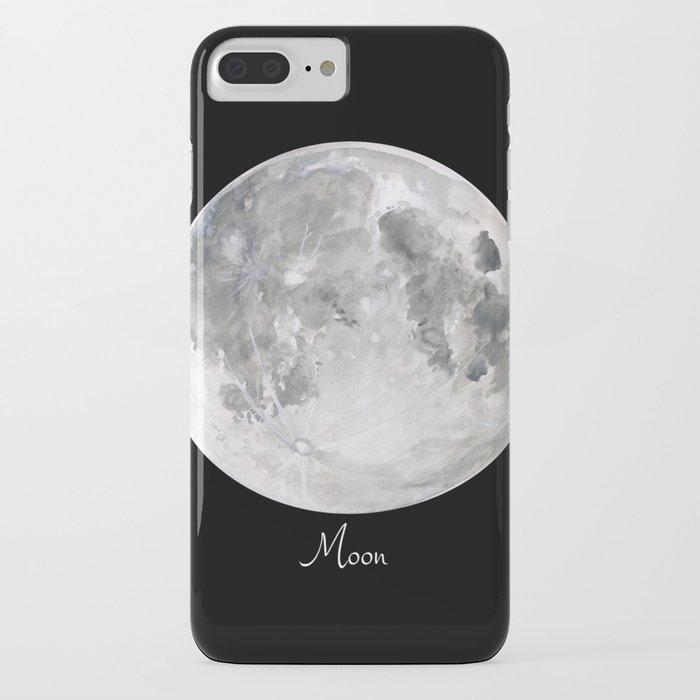 moon #2 iphone case