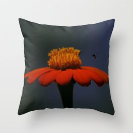 Beespoken Throw Pillow