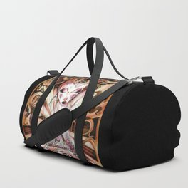 Fragment Heart Duffle Bag