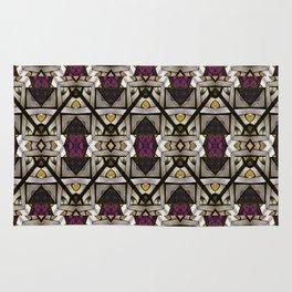 Abstract Geometric Modern Seamless Pattern Rug