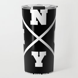 New York hardcore Travel Mug