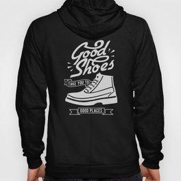 good shoes Hoody