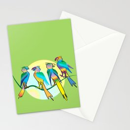 All a Twitter Stationery Cards