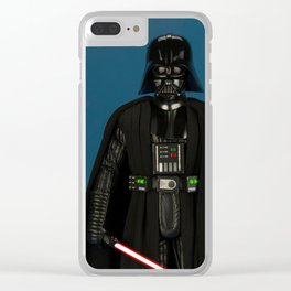 the chosen one Clear iPhone Case