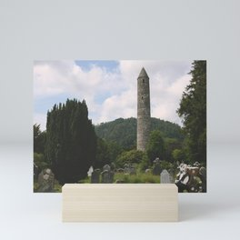 The Roundtower Mini Art Print