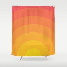 Breathe In Shower Curtain