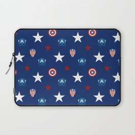 The Star Spangled Man With A Plan Laptop Sleeve