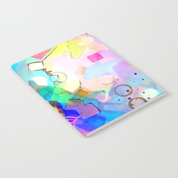 Fall Into Color Notebook