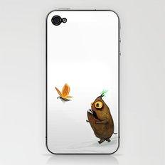 Wanderlusting Spaklets iPhone & iPod Skin