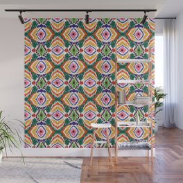 Ethnic ornament Wall Mural