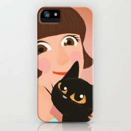 Love each other iPhone Case