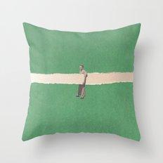 Unhold Throw Pillow
