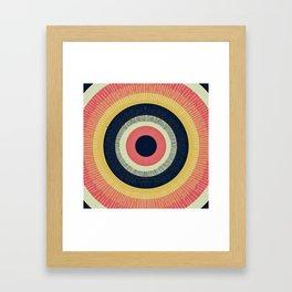 Eye Don't Care Framed Art Print
