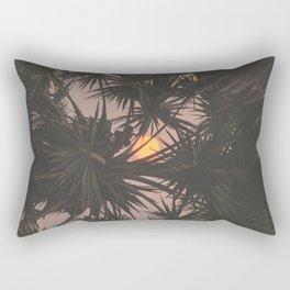 Cambodian Sunsets II Rectangular Pillow
