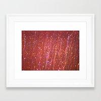 swim Framed Art Prints featuring Swim by Toni Yasger
